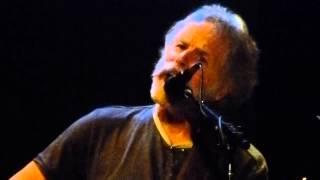 Bob Weir - Dark Star - Black Throated Wind Bearsville Woodstock 9/8/12