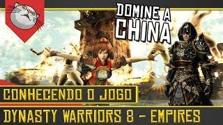 La montée vers le Pouvoir. Il domine la Carte de Dynasty Warriors 8 Empires - [apprendre à Connaître le Jeu, son Gameplay portugais-FR]