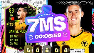 WHAT A BEAST!!!! 83 RULEBREAKER PODENCE!! 7 MINUTE SQUAD BUILDER - FIFA 21 ULTIMATE TEAM