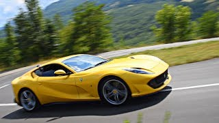 A Day with the NEW Ferrari 812 SUPERFAST!!