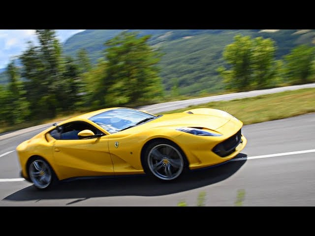 The NEW Ferrari 812 Superfast Sounds INCREDIBLE!!
