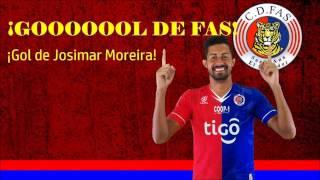 4 primeiros gols de Josimar pelo FAS