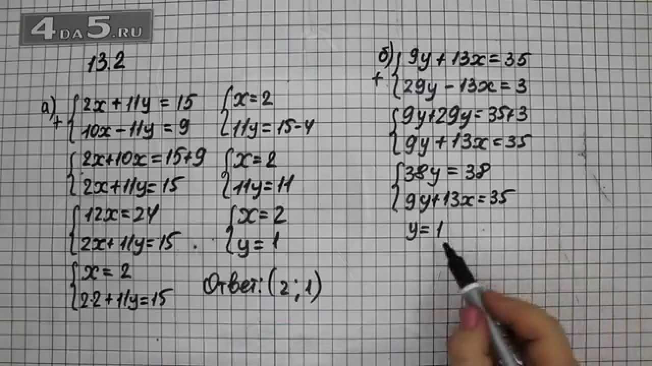 Гдз По Алгебре 7-11