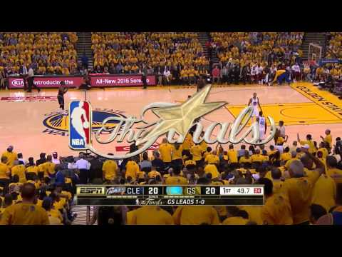 2015 NBA FinalsG2: Out of bounds call gets reversed