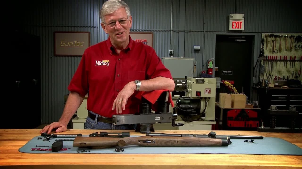 Gunsmithing - How to Assemble a Remington 700 Presented by Larry  Potterfield of MidwayUSA