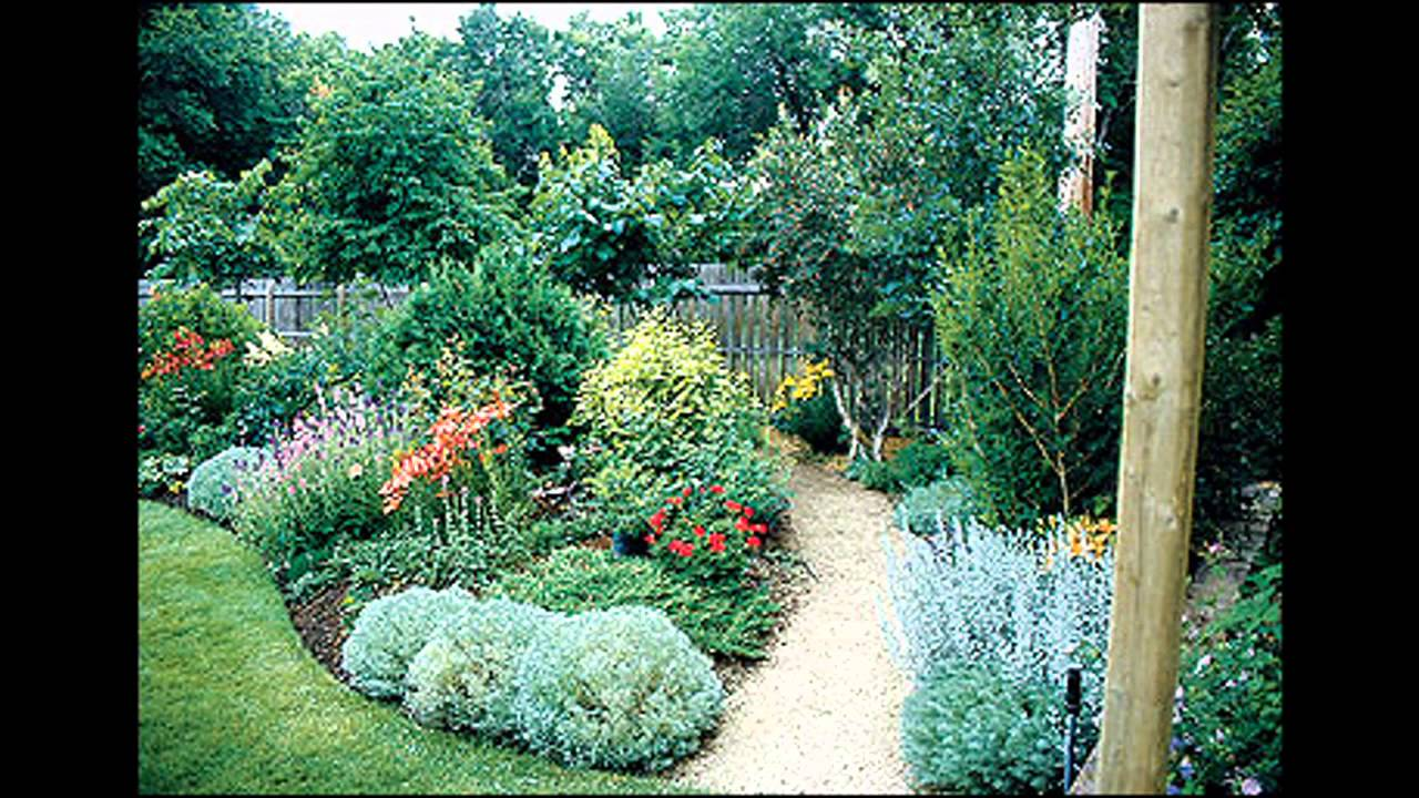 Simple low maintenance landscaping ideas youtube for Creating a low maintenance garden