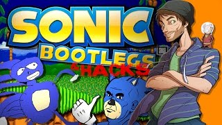 Sonic Bootleg Games and HACKS! - SpaceHamster thumbnail
