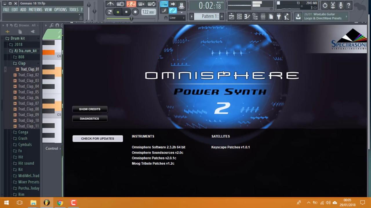best omnisphere sounds for worship