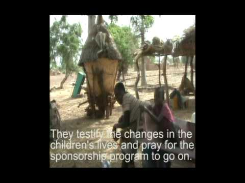 Life In A Rural Village - Burkina Faso, West Africa