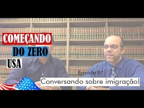 Começando do Zero - USA - Temporada 01 - Episódio 07 - Conversando sobre imigração!