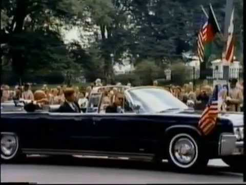 Jfk Limo 1961 Lincoln Continental Youtube