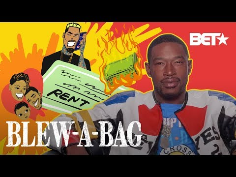 Kevin McCall Blew The Millions He Made W/ Chris Brown & Lost His Fam, Crib & Much More | Blew A Bag