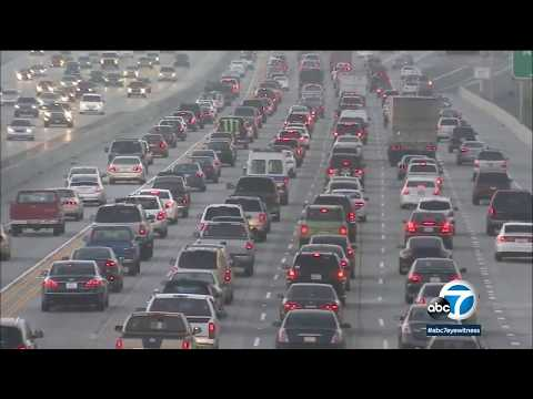 LA traffic is worst in world for 6th straight year, report says | ABC7