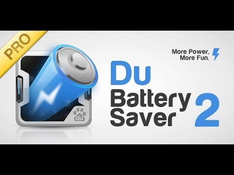 DU Battery  Saver  Pro Free Download Moded Apk (no Root)