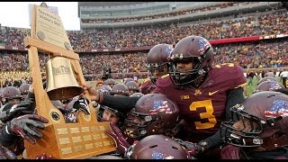 Highlights: Gophers Win 4th Straight, Capture Governor