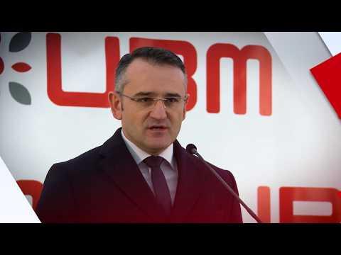 UBM Feed Romania - Punerea pietrei de temelie 22.11.2017.