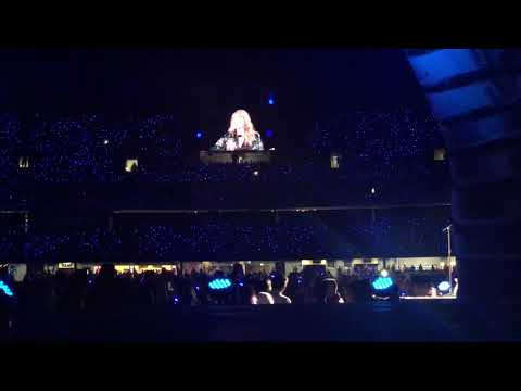 Taylor Swift- I'm Only Me When I'm With You Reputation Stadium Tour Surprise Song