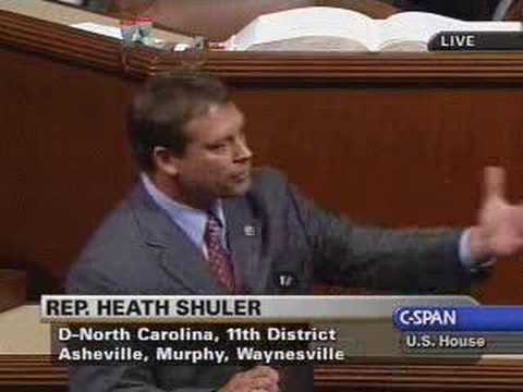 Heath Shuler Fumbles Abortion Issue