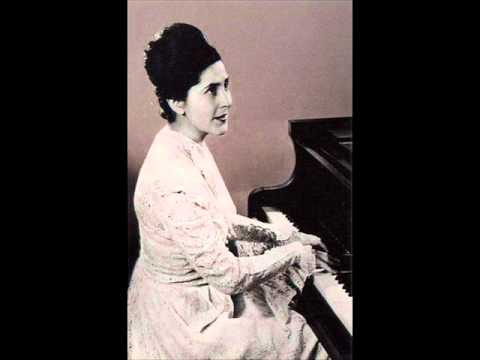 Lili Kraus plays Franz Schubert Valses Nobles (1938)