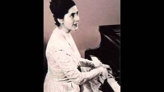 Lili Kraus plays Franz Schubert Valses Nobles