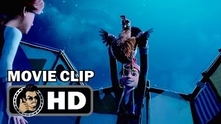 Leap movie clip - chicken wings (2017) elle fanning animation hd