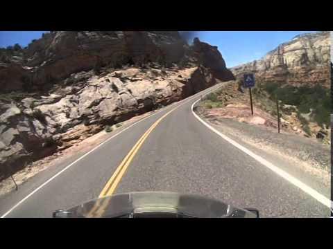 Yellowstone Trip Ride Video