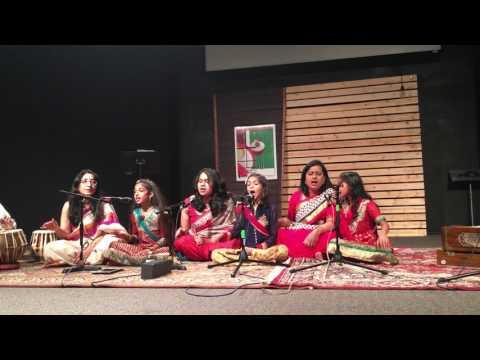 ICMC Art Stage - Hanuman Lalla - Raag Jog Bhajan