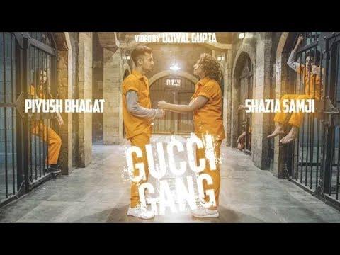 Gucci Gang Song || Piyush Bhagat And Shazia Samji New Dance Video || Teaser || 2018