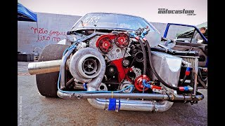 Pure Engine and Turbo sound - Argentina