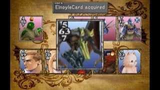 FF8 - Getting Lionheart (Squall