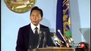 Ferdinand Marcos Speech