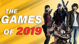 Yelling About the Games of 2019 | Part 1