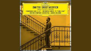 Shostakovich: Symphony No. 6 in B Minor, Op. 54 - 2. Allegro (Live at Symphony Hall, Boston / 2017)