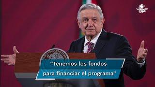 """El presidente López Obrador dijo el gobierno solo pagará """"tarifa social"""" por los gastos de operación a las concesionarias, pero éste no significa un cambio en las concesiones"""