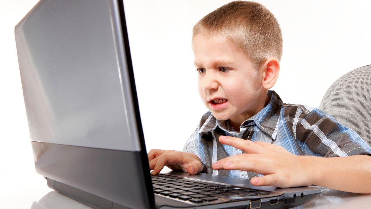 Sintomas de los niños adictos a las nuevas tecnologías - YouTube