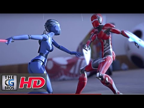"CGI 3D Animated Short: ""Plaything"" - by Anthill Studios 