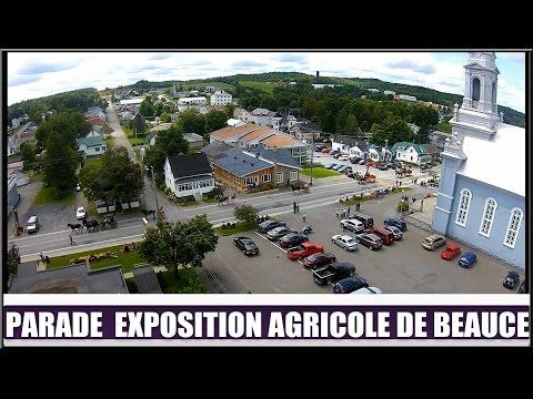 Parade de l` Exposition Agricole de St-Honoré (Hier à Aujoud`hui)