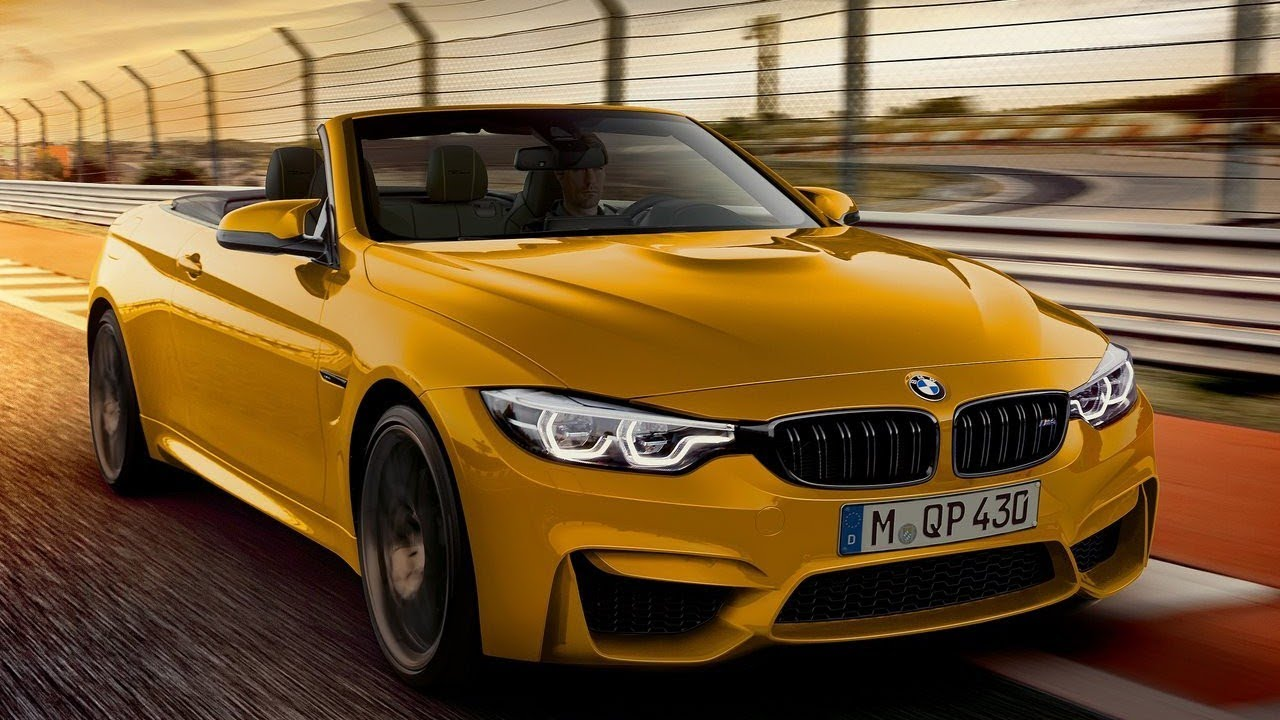 2019 Bmw M4 Convertible 30 Jahre Review First Look Exterior Interior