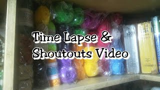 Time Lapse Videos w/ Team Organic Shoutouts