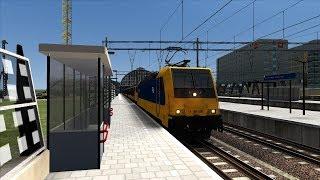 Lets Play Train Simulator 2018 Die HSL Zuid Amsterdam   Rotterdam