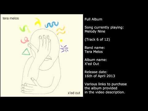 Tera Melos - X'ed Out (Full Album)