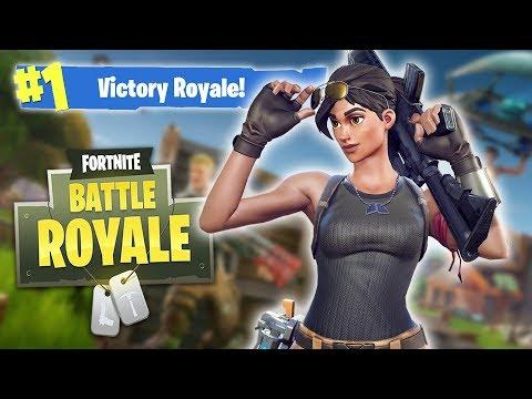 WINNER, WINNER!! (Fortnite Battle Royale)