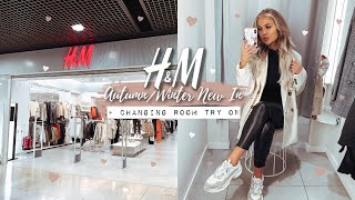 *NEW IN H&M* AUTUMN/WINTER + CHANGING ROOM TRY ON! Knitwear, Coats, Accessories, Beauty + More