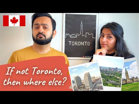 MORE AFFORDABLE ALTERNATIVES TO TORONTO | Best Cities to live in Ontario | Rent, Housing and Jobs