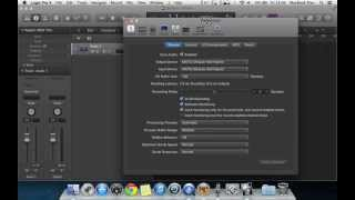 logic pro x tutorials how to setup your audio interface