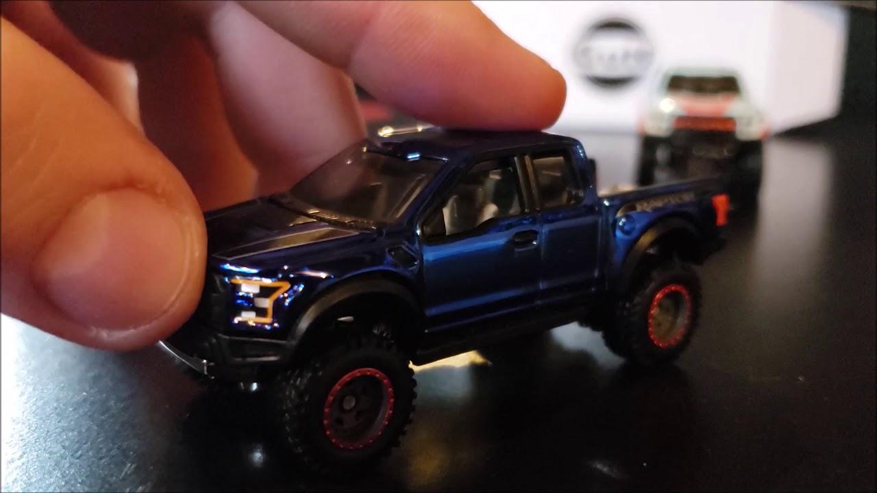 Hot Wheels RLC Exclusive 2017 Ford Raptor - YouTube