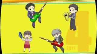 【ペルソナ4】ジュネス販売促進PV ジャスト ア ジュネス ペルソナ4 検索動画 48