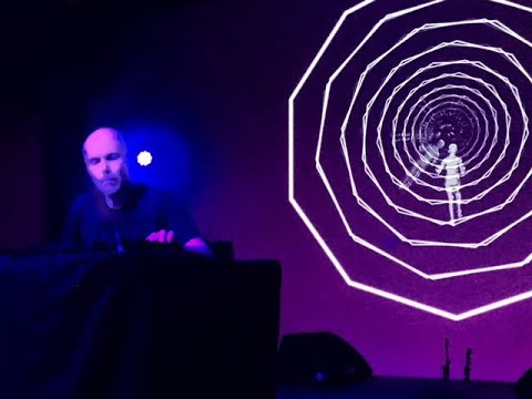 Robert Turman at Pioneer Works  (Dais Records) in Brooklyn 9/22/2017