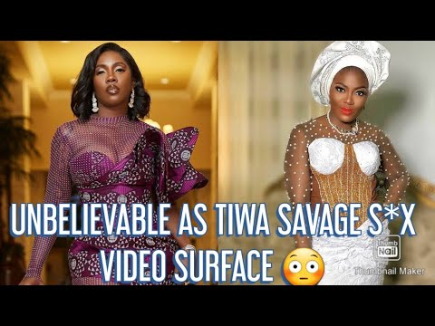 Download E DON RED AS TIWA SAVAGE S*X VIDEO UPLOADED  / SUNDAY IGBOHO RELEASED FROM PRISON / AYABA ASHLEY  😳