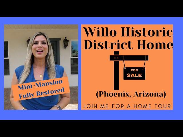 Walk-thru New Listing Central Phoenix | 70 W EDGEMONT Avenue Phoenix, AZ 85003 | Celina Sells AZ